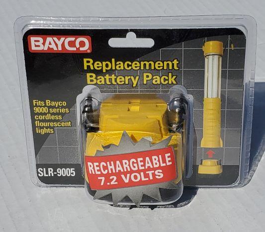 battery for bayco uv light